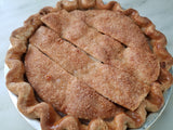 Classic Honeycrisp Apple Pie