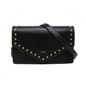 Match - Black Studs Crossbody