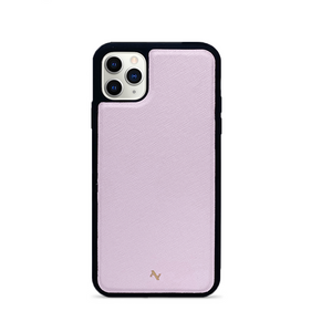 MAAD Classic - Blush IPhone 11 Pro Max Leather Case