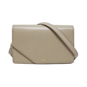 Match - Grey Asymmetric Crossbody