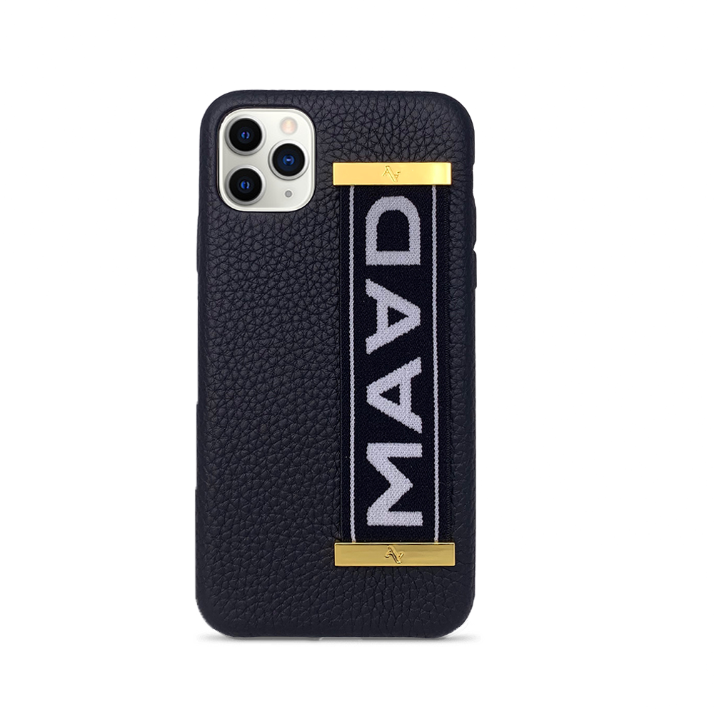 MAAD LVR Black IPhone 11 Pro Max Case