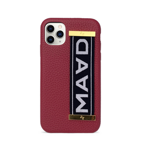 MAAD LVR Red IPhone 11 Pro Case