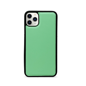 Saffiano - Mint IPhone 11 Pro Max Case