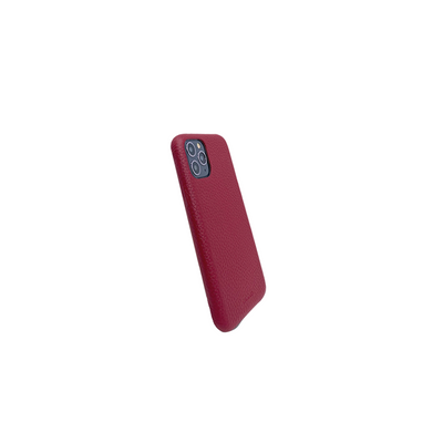 Pebble - Red IPhone 11 Pro Case