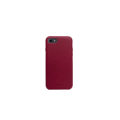 Pebble - Red IPhone 7/8/SE Case
