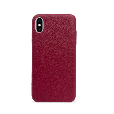Pebble - Red IPhone XS MAX Case