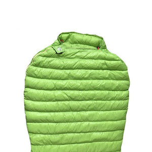 Goose Down Mummy Sleeping Bag