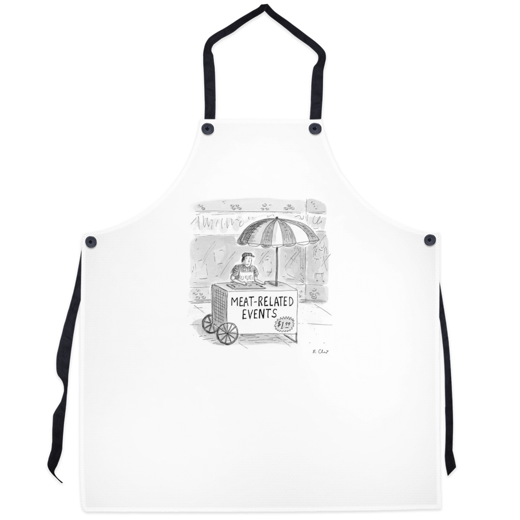 Grilling Apron -