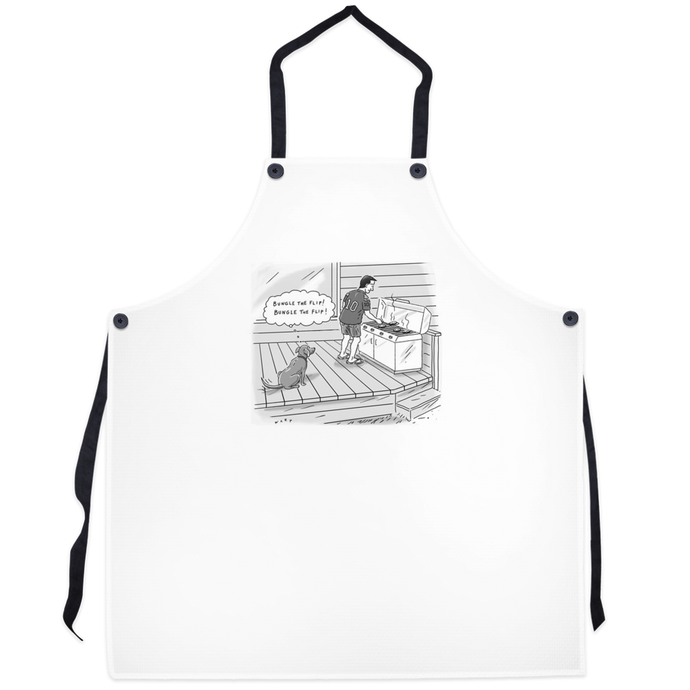 Grilling Aprons -
