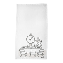 "Load image into Gallery viewer, Jack Ziegler Tea Towels - ""Pie - No Pie"""
