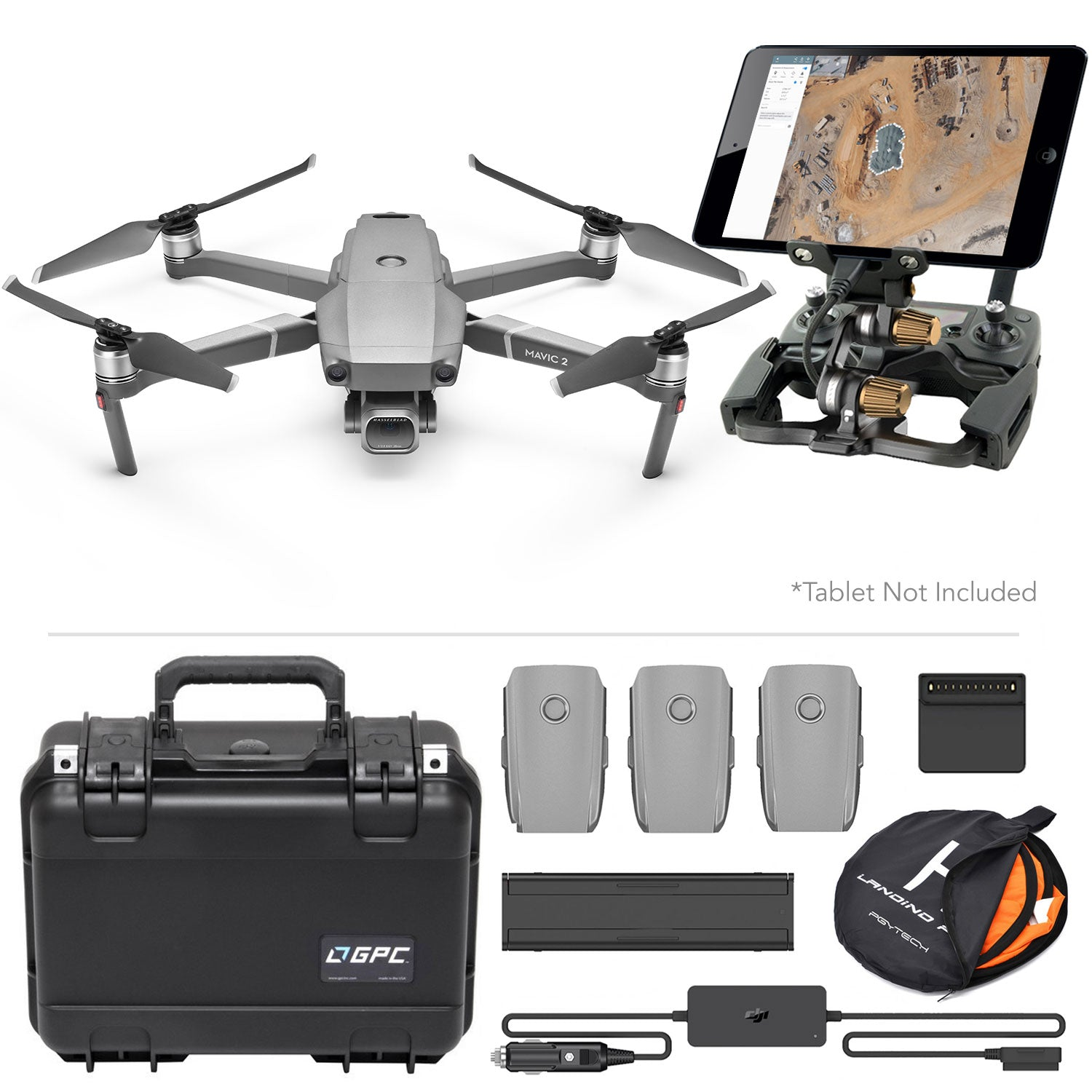 Survey Starter Package - DJI Mavic 2 Pro