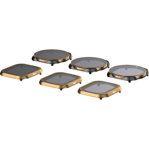 PolarPro DJI Mavic 2 Pro Cinema Series Filter 6-Pack
