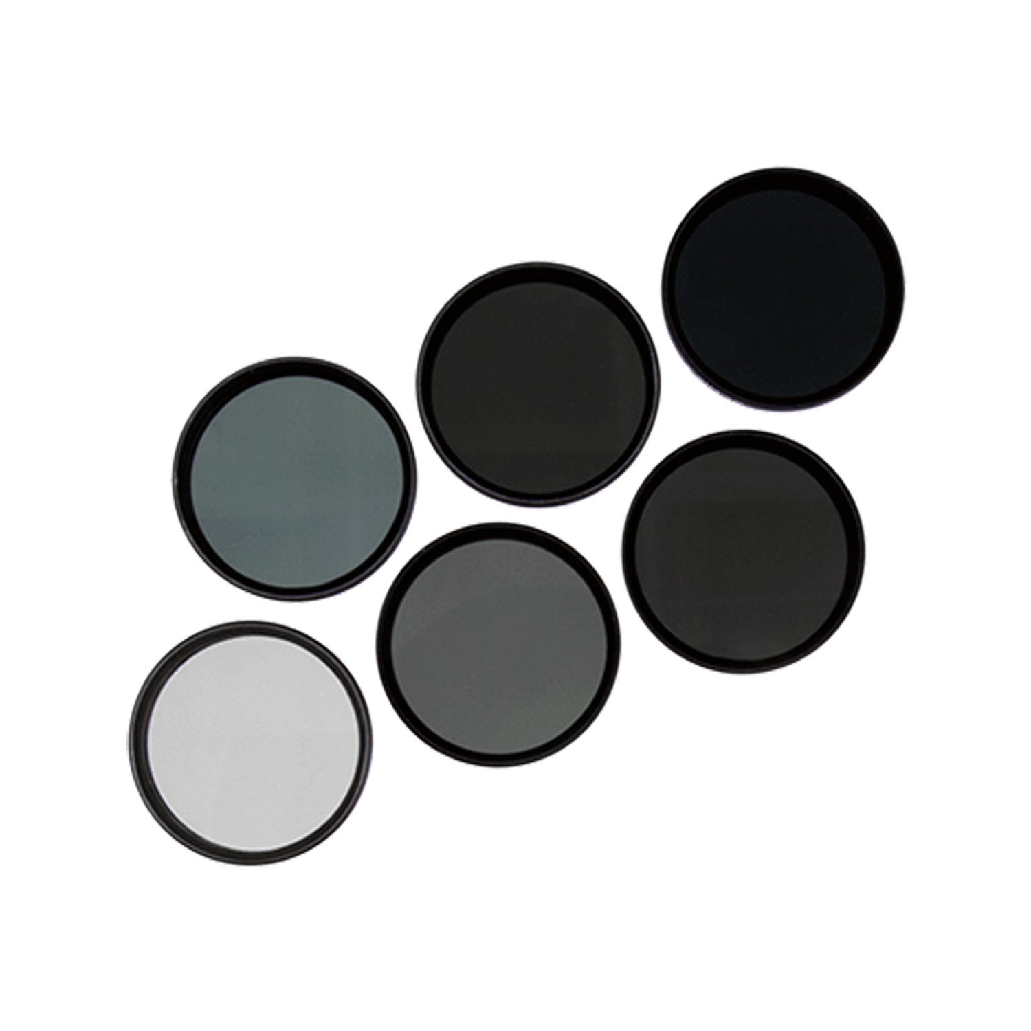 PolarPro DJI Zenmuse X3 Filter 6-Pack for Inspire 1 or Osmo