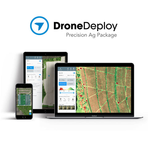 DroneDeploy Precision Ag Package Annual Subscription