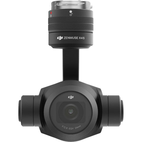 DJI Zenmuse X4S Camera and 3-Axis Gimbal