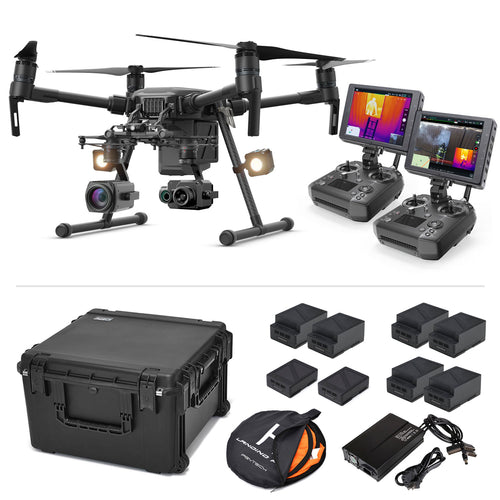 First Responder Package - DJI Matrice 210 with Zenmuse XT2 and Z30
