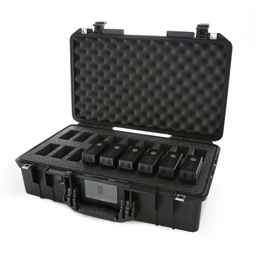 DJI Matrice 600 Custom Pelican Battery Case