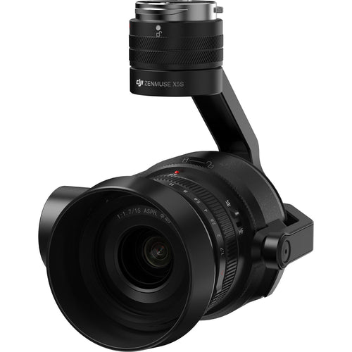 DJI Zenmuse X5S M4/3 5.2K Camera and 3-Axis Gimbal