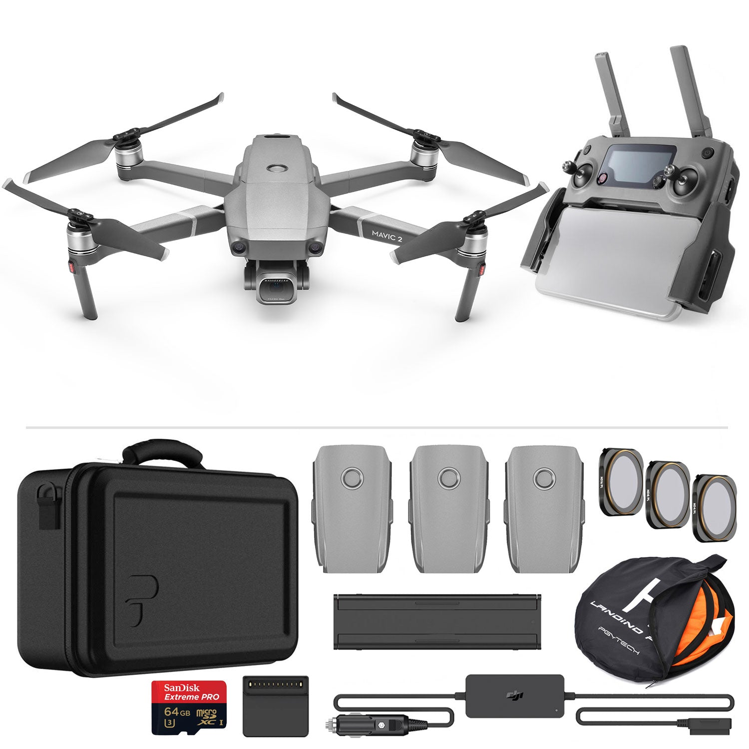DJI Mavic 2 Pro Production Package