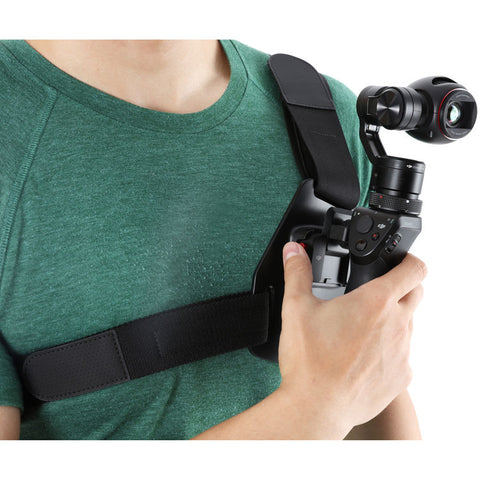 DJI Osmo Chest Strap Mount Part 79