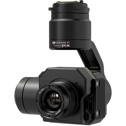 DJI Zenmuse XTR Advanced Radiometry Thermal Imaging Camera and 3-Axis Gimbal (640, 30Hz)