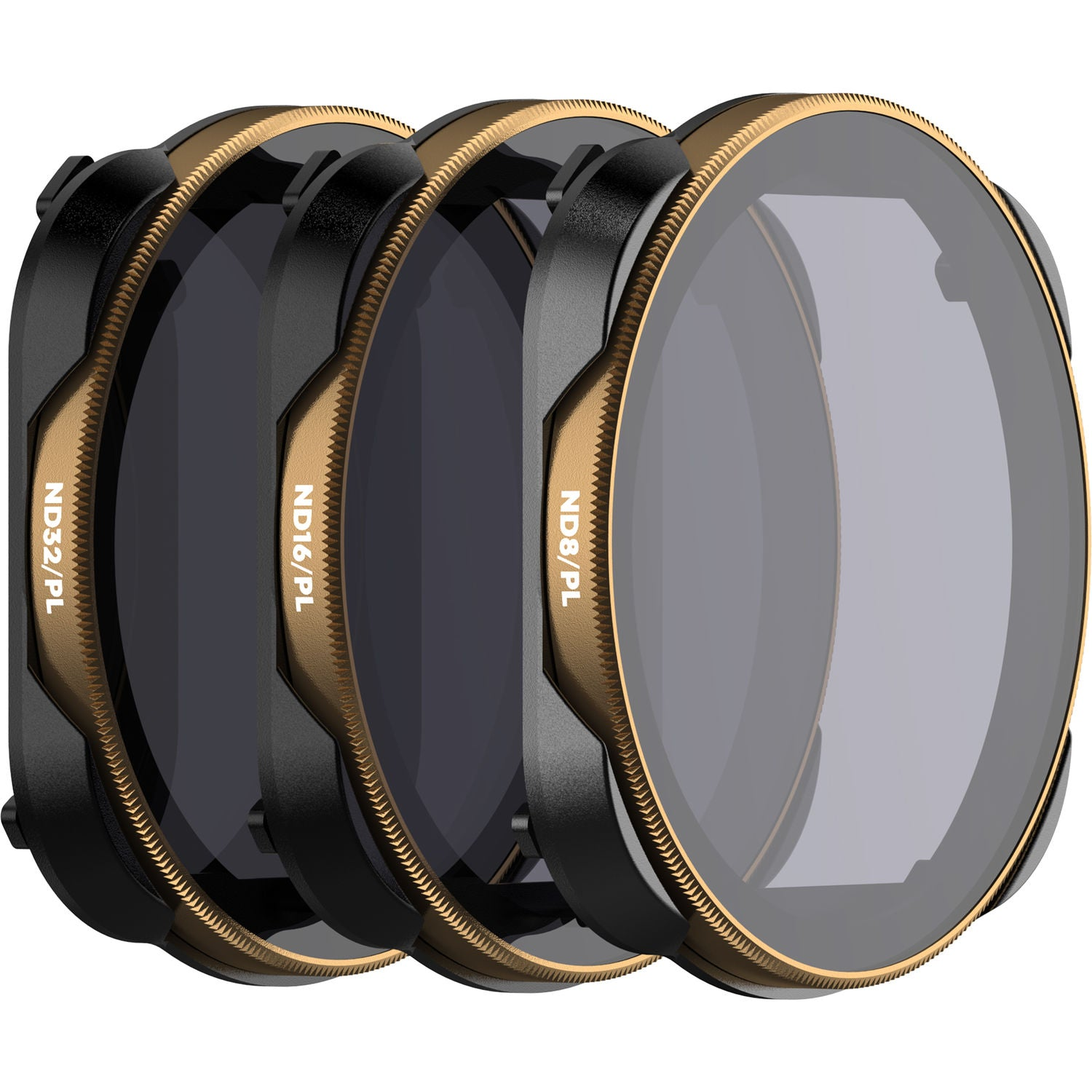 PolarPro DJI Mavic 2 Pro Cinema Series Vivid Filter 3-Pack