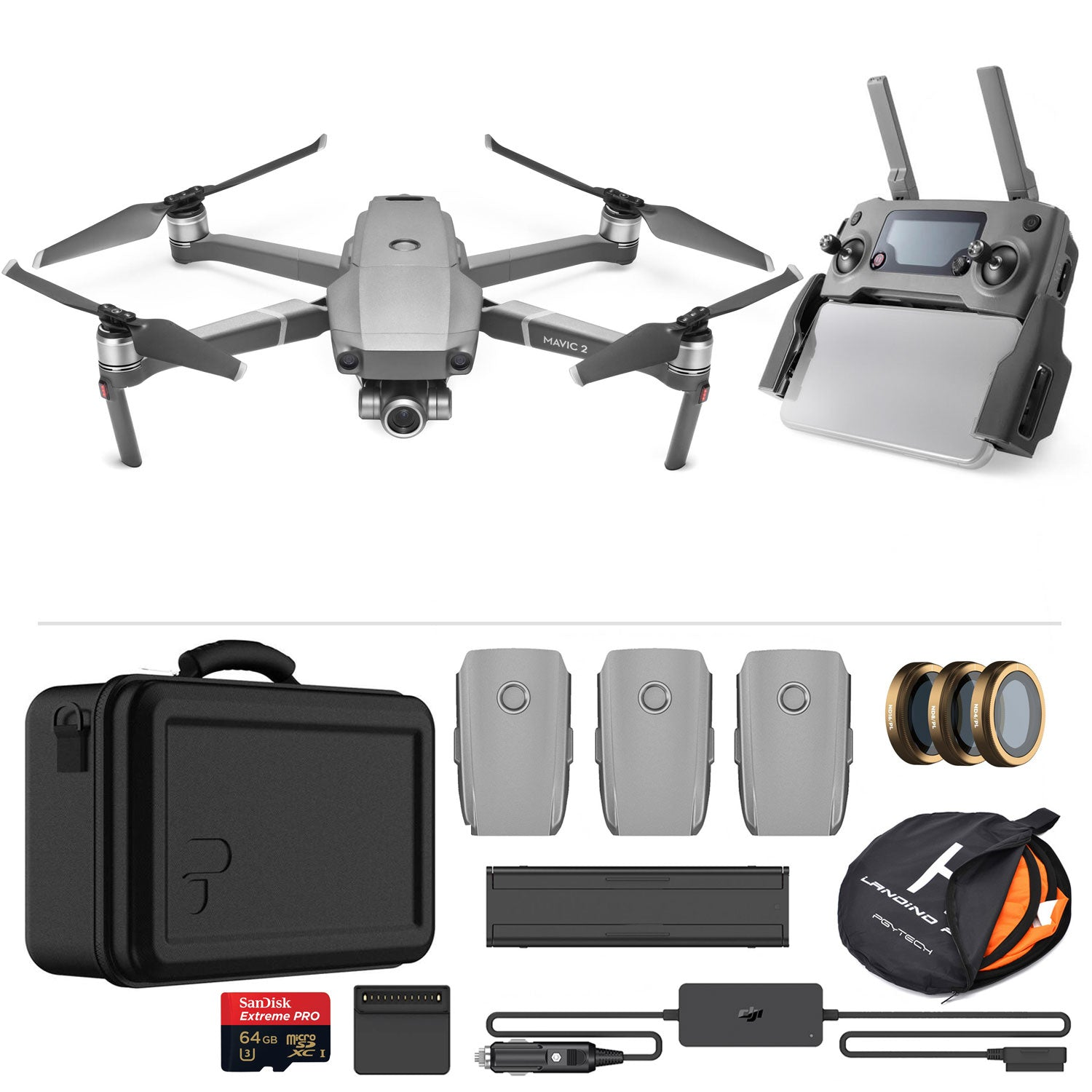 DJI Mavic 2 Zoom Production Package