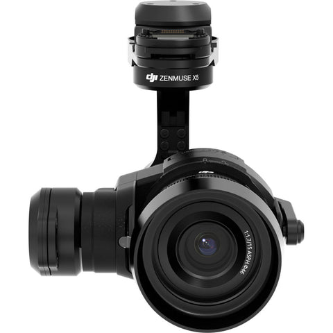 DJI Zenmuse X5 Camera and 3-Axis Gimbal (Lens Excluded)