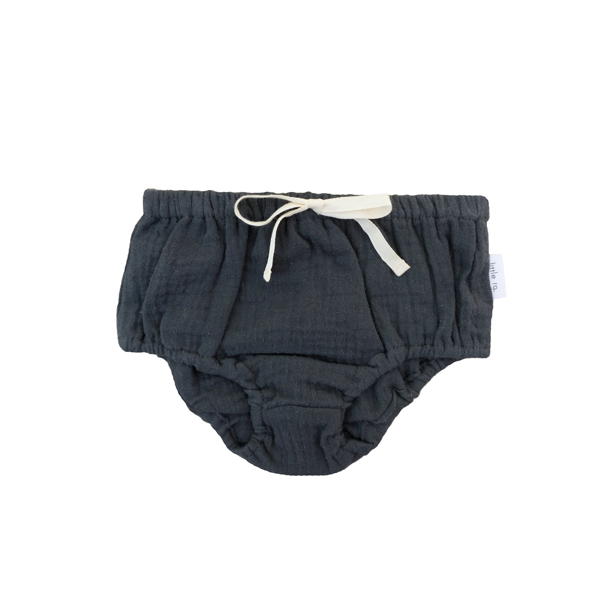 scout bloomers- charcoal