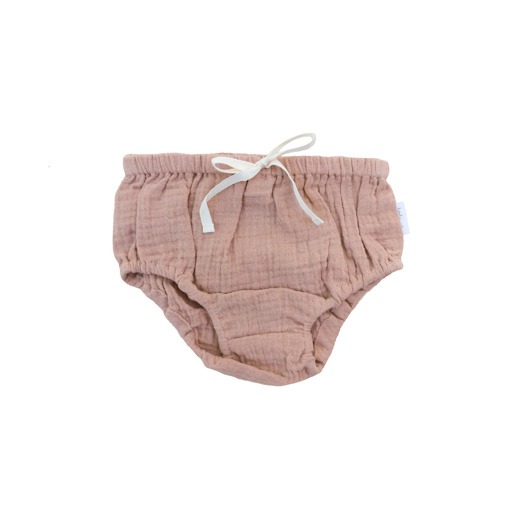 scout bloomers- almond