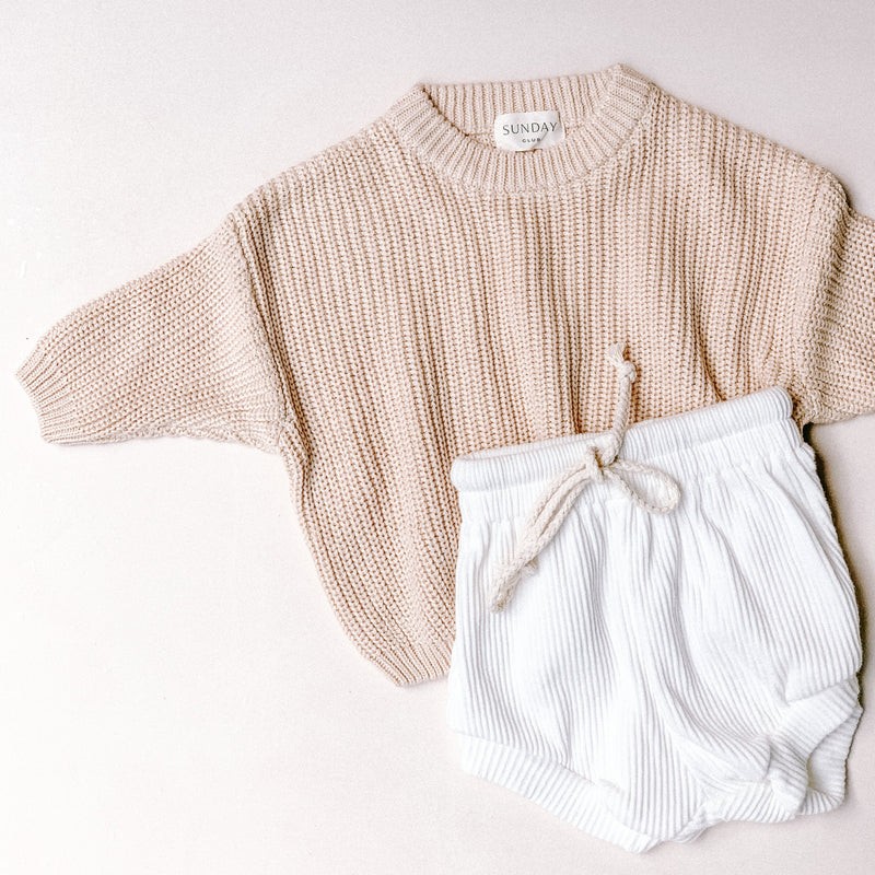 KNIT DREAMS SAND