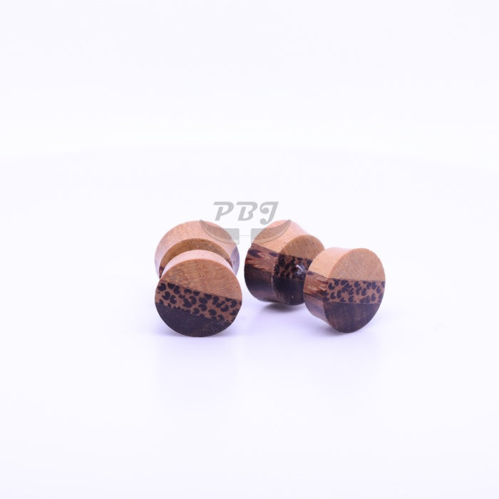 Wide Strip Fake Plug-Wood