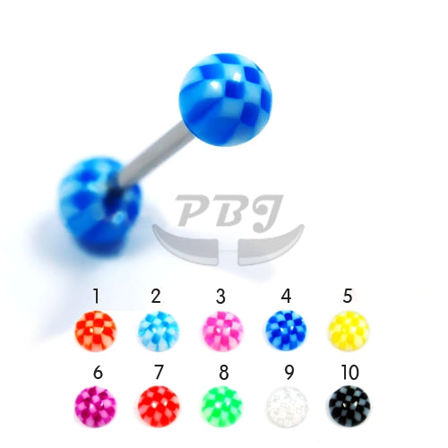 Check Barbell, 4pcs/pack