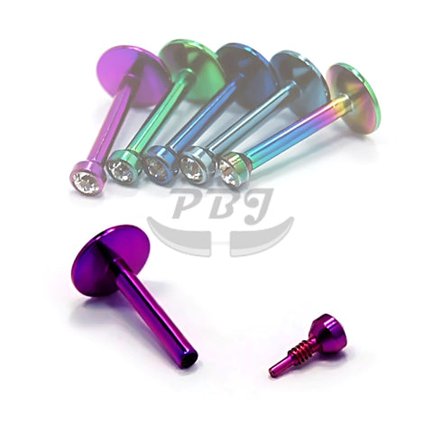16G Internally Threaded Monroe-Color Steel