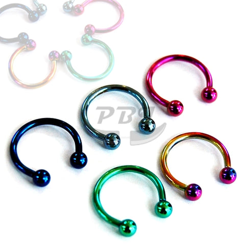 16G Horseshoe(CBB)-Color Steel