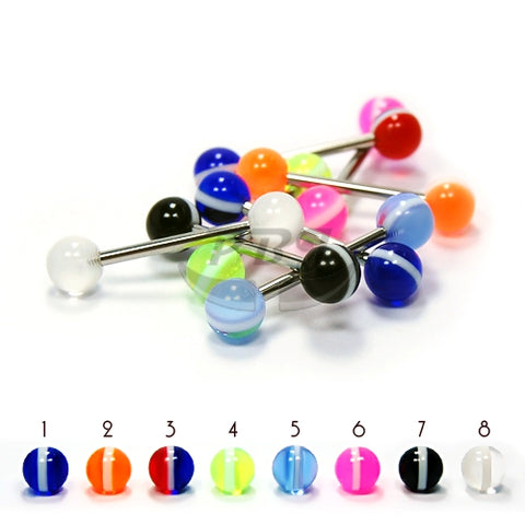 Candy Barbell, 4pcs/pack