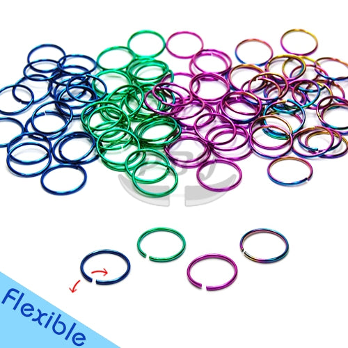 20G Flexible Hoop 6pcs/pack Price-Color Steel