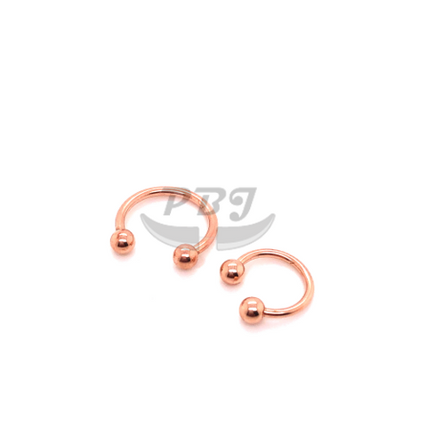 16G Rose Gold CBB=Gold Steel