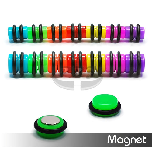 UV Fake-80 Magnetic 4G~0G, 4pcs/pack