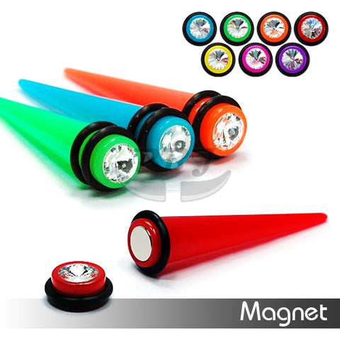 UV Fake-85 Magnetic Expander Gem, 4pcs/pack