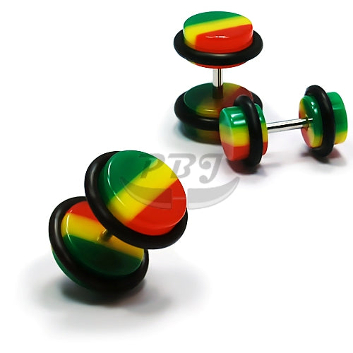 UV Fake-23 Rasta 16G, 4pcs/pack