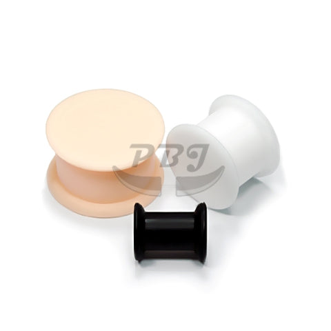 "Silicon Plug-4 Solid 6G-1"", 2pcs/pack"