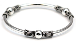 SURA Classic Bali Bangle Bracelet B023