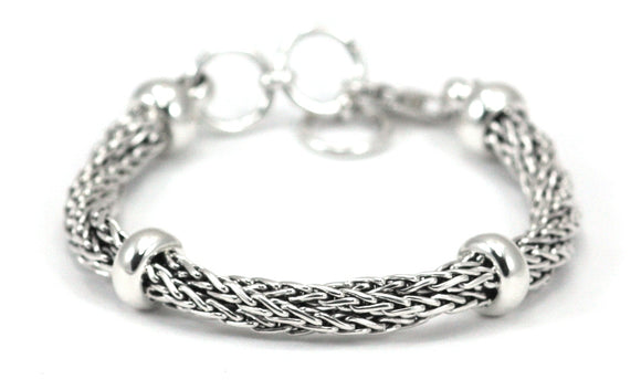 SURA Wheat Chain Twist Bracelet B106