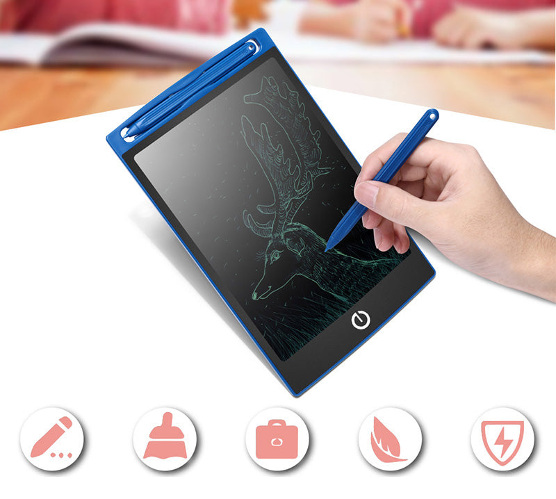 Drawing Toys Lcd Writing Tablet Erase Drawing Tablet Electronic