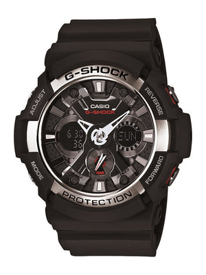 CASIO G-SHOCK GA-200-1AJF