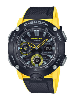 CASIO G-SHOCK GA-2000-1A9JF