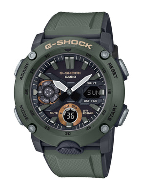 CASIO G-SHOCK GA-2000-3AJF