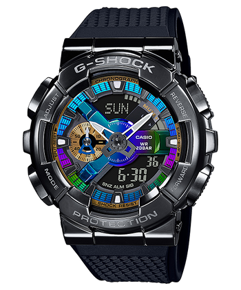 CASIO G-SHOCK GM-110B-1AJF