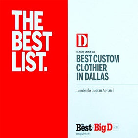 The Best of Big D - Lombardo Custom Apparel